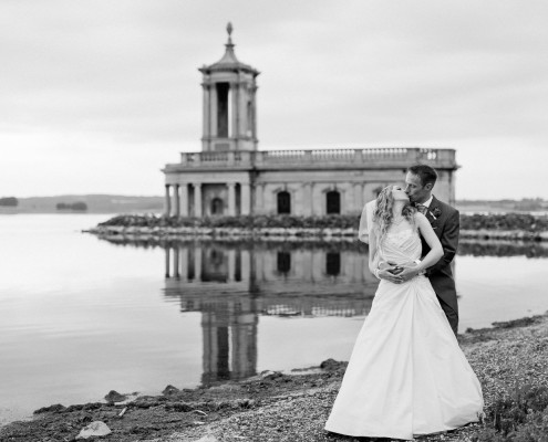 normanton church wedding photos