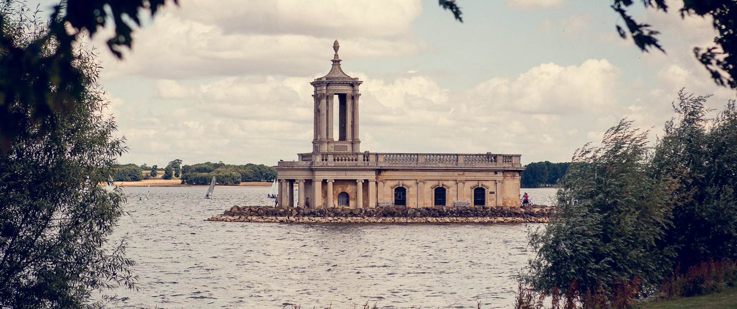museum on the water normanton church
