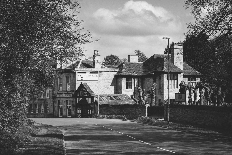 The William Cecil Hotel in Stamford